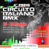 BMX Creazzo. Il Circuito Italiano fa tappa all'International Bmx di Via Carpaneda