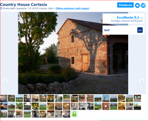 Country House Cortesia